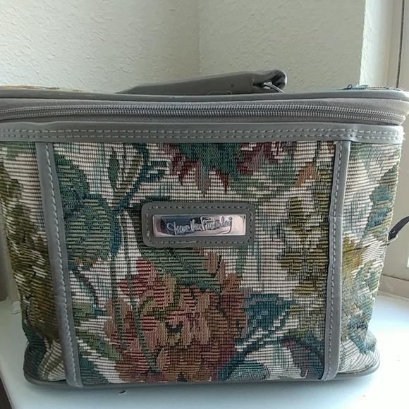 Diane Von Furstenberg Bags   Vtg Train Case   Poshmark e8e545efed